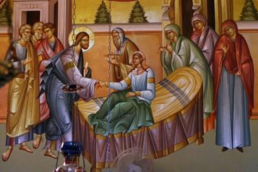 Воскрешение дочери Иаира -2